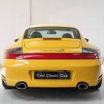 Porsche 996 Carrera 4S geel-9157