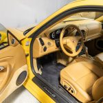 Porsche 996 Carrera 4S geel-9179