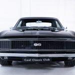 Chevrolet Camaro 350 SS zwart-5842